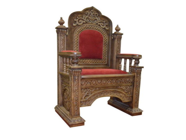 Сидалища, троны